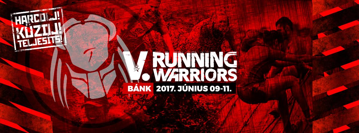 V. Running Warriors a Bánki-tó környékén