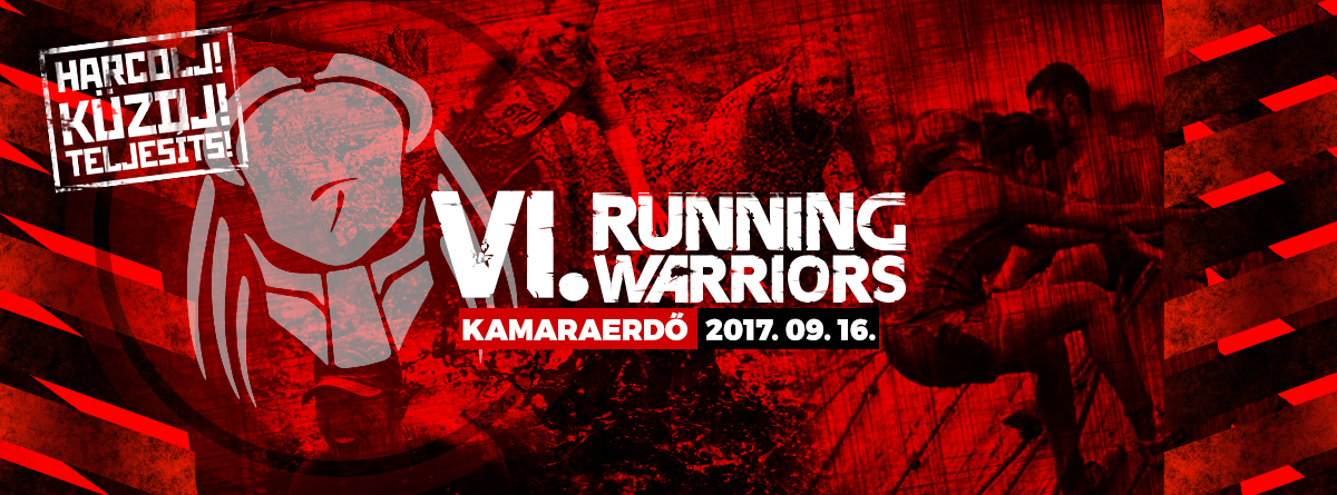 VI. Running Warriors Kamaraerdőn